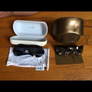 Accessories - Oakley & Gucci sunglasses